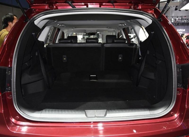 Lifan X80 2017 потеснит Toyota Highlander?