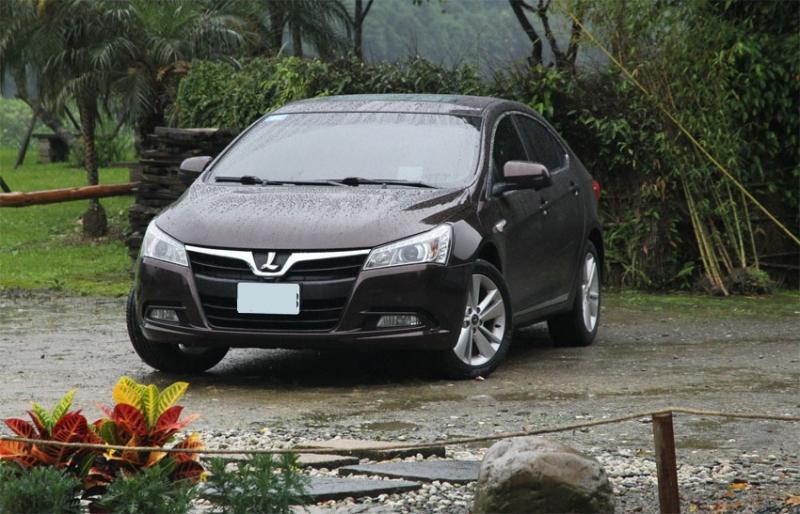 Luxgen 5 седан — пришелец из Тайваня