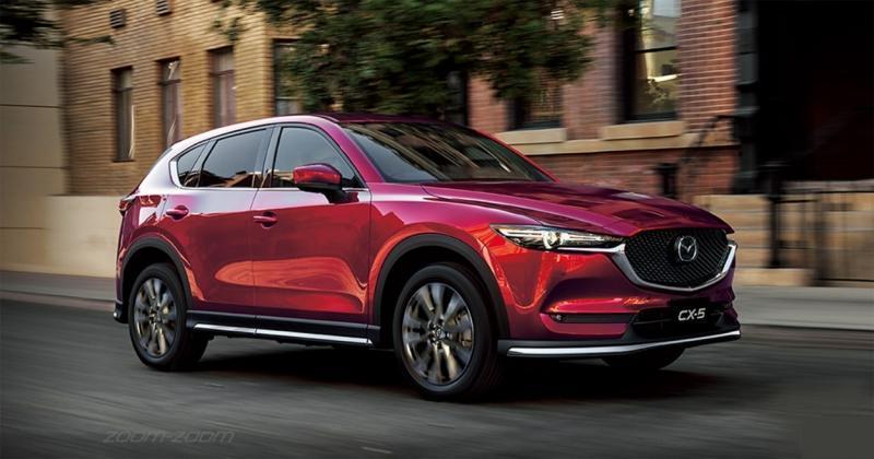 Отзывы о Mazda CX-5 2019-2020