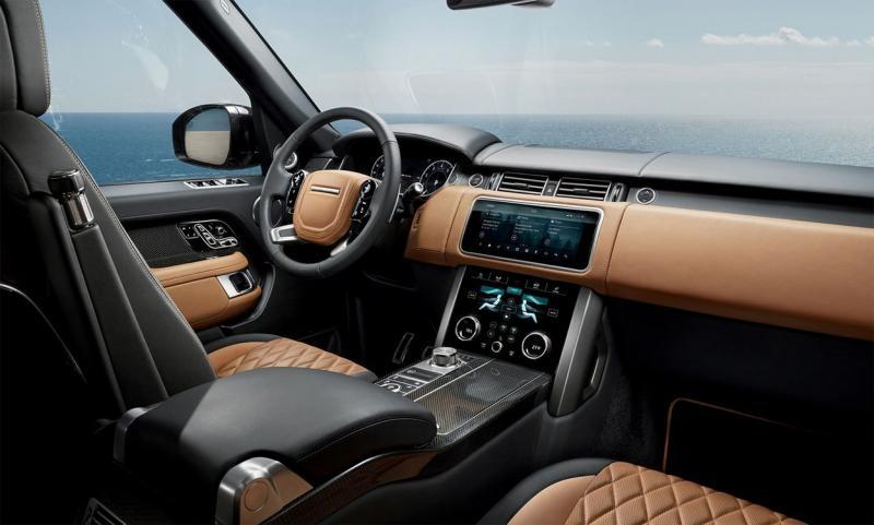 Range Rover 2018 – обновленный внедорожник скоро в России