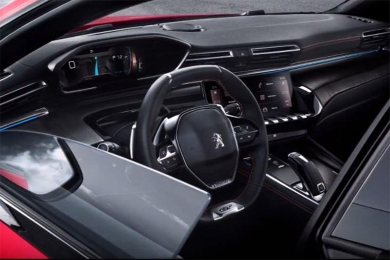 Peugeot 508 2018 – флагман Пежо раскрылся до премьеры