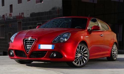 Alfa Romeo Giulietta в России