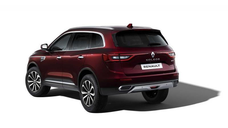 Renault Koleos 2020 – подправленная внешность и новые дизельные моторы