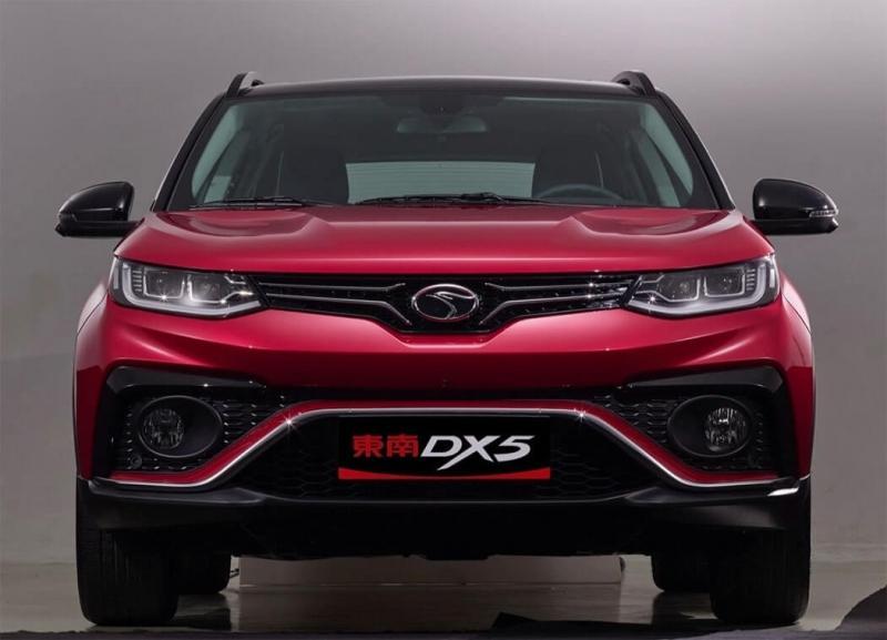 SouEast DX5 2019 – новый кроссовер марки Soueast Motor