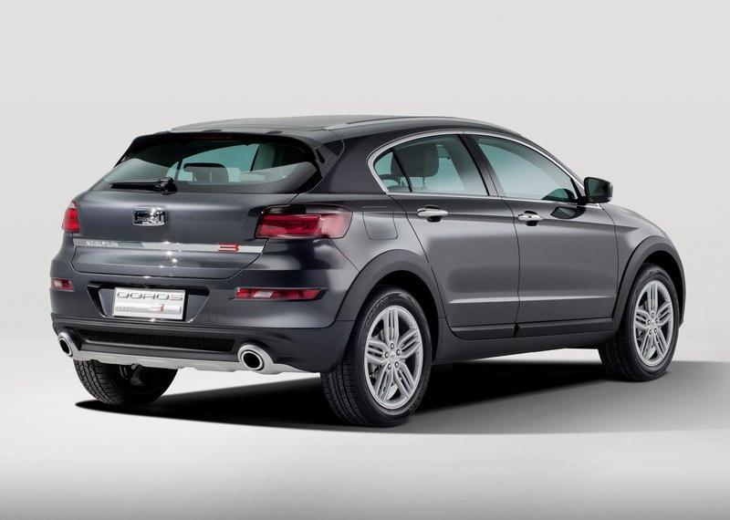 Новый игрок на автомобильном рынке Qoros 3 седан