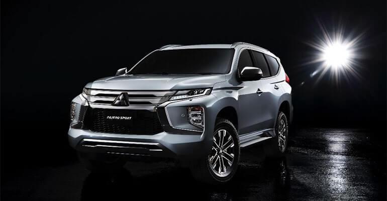 Mitsubishi Pajero Sport 2020 – стильный дизайн и улучшенное оснащение