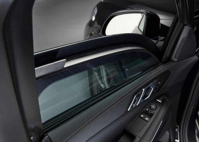BMW X5 Protection VR6 2020 – новый БМВ Х5 оделся в броню