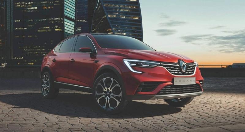 Отзывы о Renault Arkana
