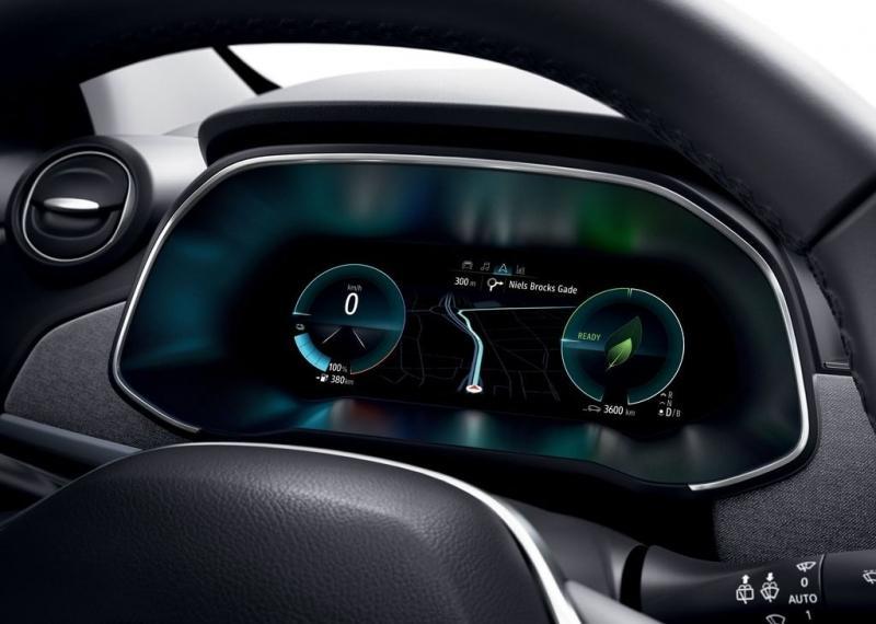 Renault ZOE 2020 – электромобиль Рено Зоя 2 поколения