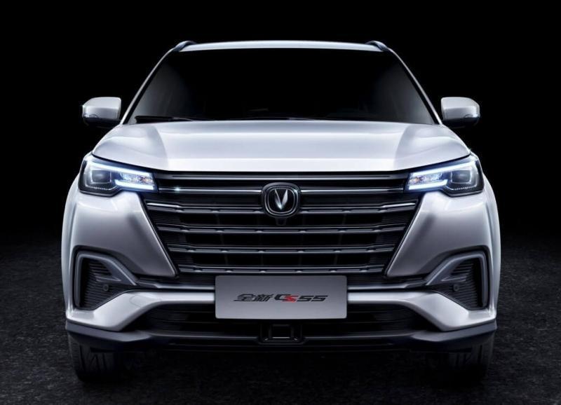 Changan CS55 2020 модельного года