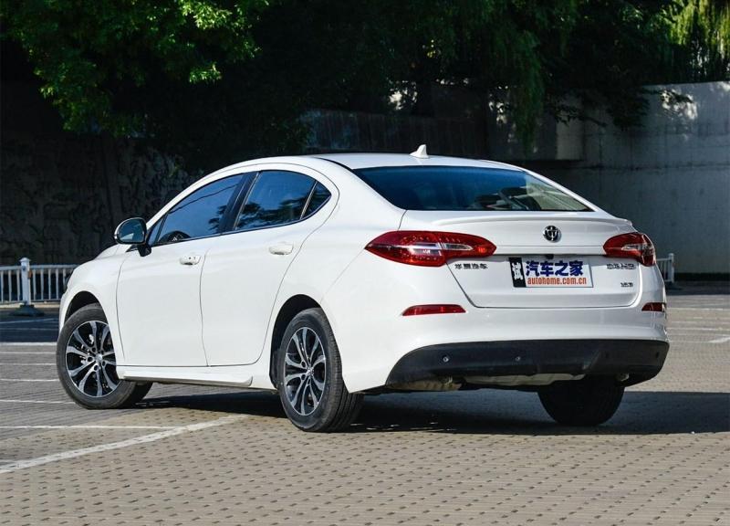 Brilliance H3 – новый седан для Китая