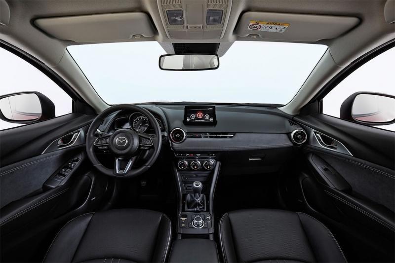 Mazda CX-3 2019 – рестайлинг улучшил Мазда СХ-3