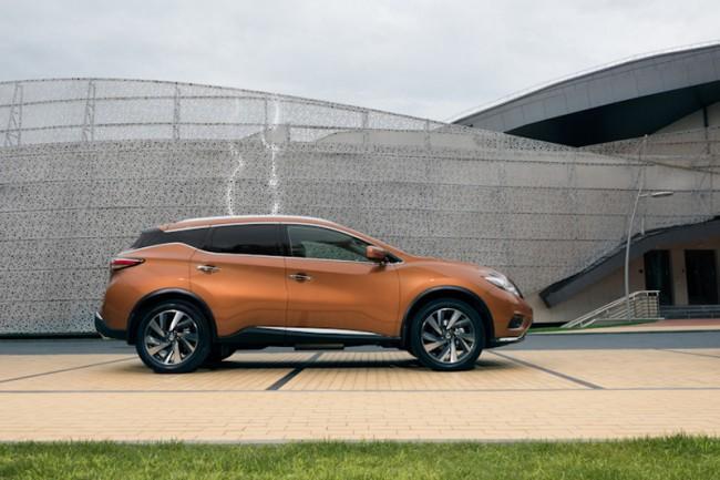 От обратного. Тестируем новый Nissan Murano