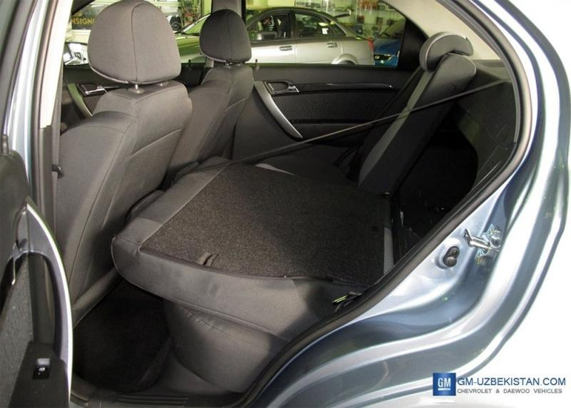 Ravon Nexia R3 – перелицованный Chevrolet Aveo T250