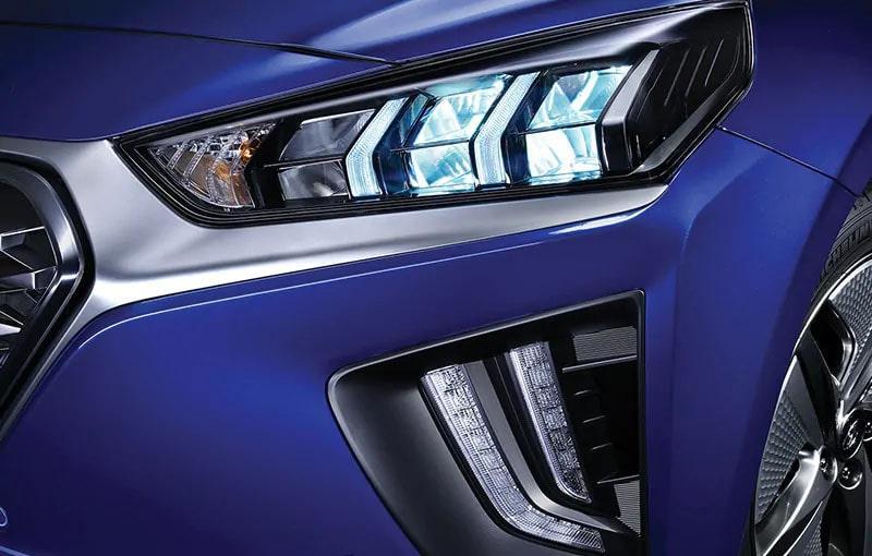 Hyundai Ioniq 2019 – рестайлинг гибрида Хендай Ионик