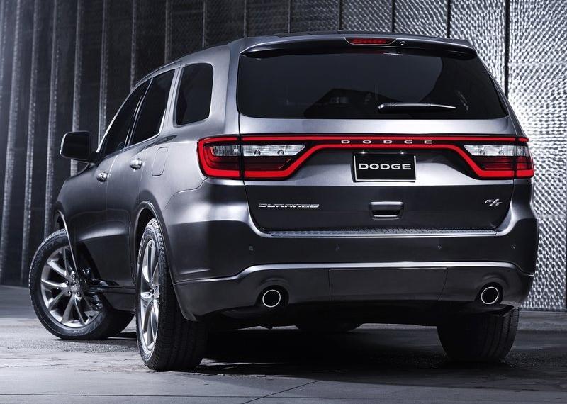 Dodge Durango — обновление шикарного американского внедорожника