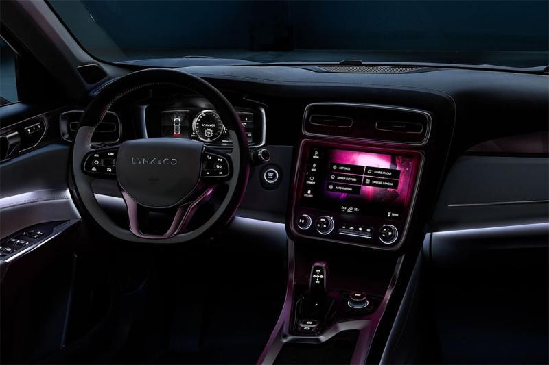 Кроссовер Lynk & CO 01 – новинка от Geely и Volvo