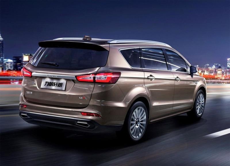 Lifan Xuanlang 2017 – китайский клон Ford S-Max