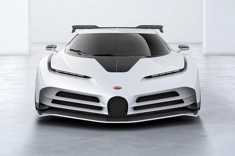 Bugatti Centodieci 2020 – эксклюзивный и дорогой гипер-кар