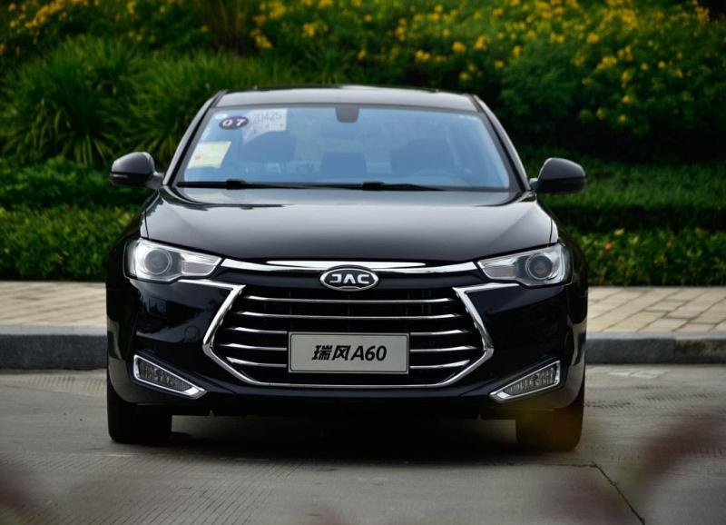 JAC A60 2017 – «платиновый флагман» JAC Motors