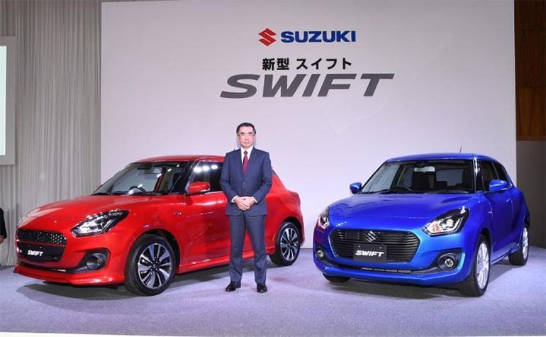 Новый Suzuki Swift 2017 – очередное поколение хэтчбека