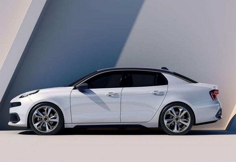 Lynk & Co 03 Concept – серийный седан притворился концептом
