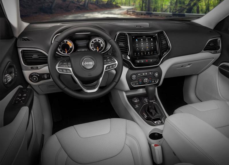 Jeep Cherokee 2019 – рестайлинг лишил Чероки индивидуальности