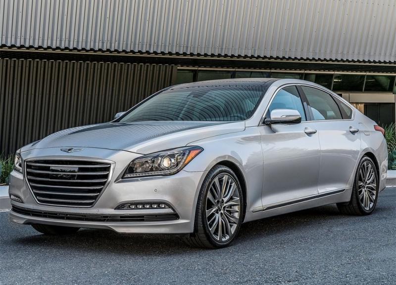 Отзывы о Hyundai Genesis
