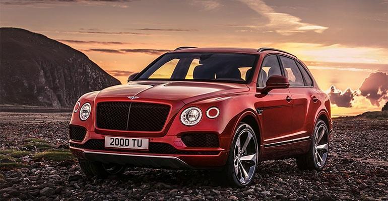 Bentley Bentayga V8 2018 – битурбовосьмерка и углеродокерамические тормоза