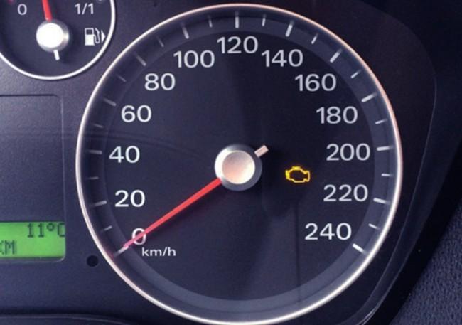 Устранение сообщения Check Engine (чек) на Форд Фокус 2