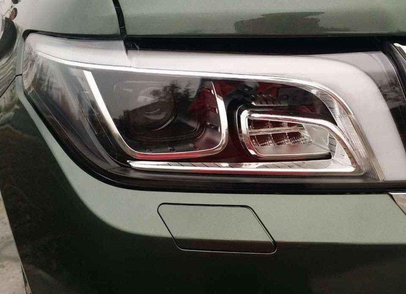 Beijing Auto BJ90 – официальный клон Mercedes GL