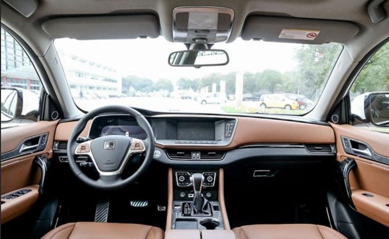 Zotye T600 Coupe – китайский купе кроссовер