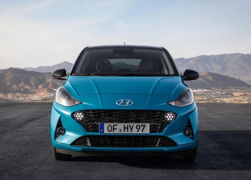 Hyundai i10 2020 – новое поколение младшего Хендай