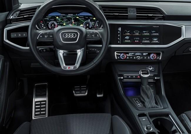 В России открыт прием заказов на новый Audi Q3