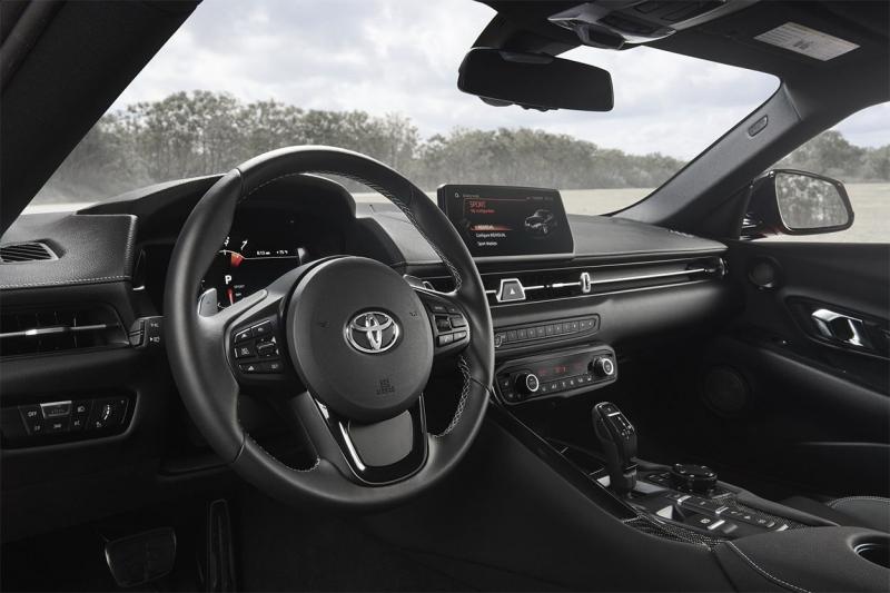 Toyota Supra 2020 – новая Тойота Супра дебютировала в Детройте