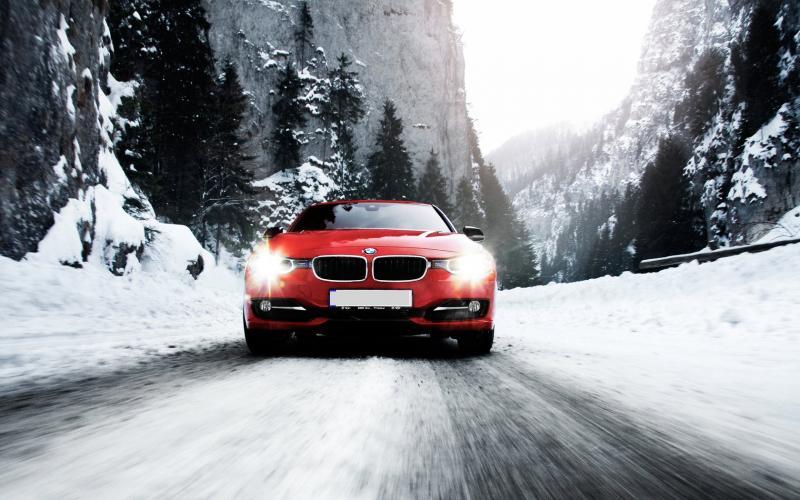 Мифы о зимнем вождении