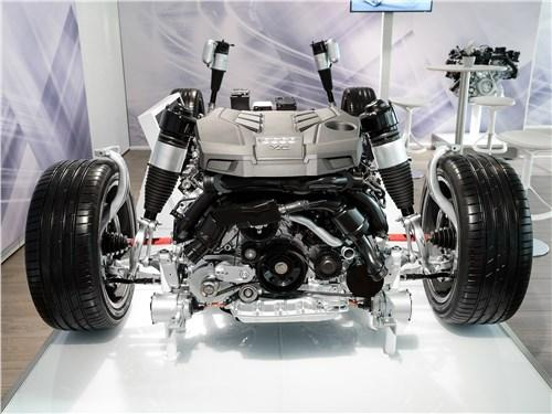 Устройство автомобиля: Погостив в будущем