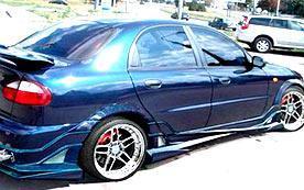 Тюнинг Шевроле Ланос (Chevrolet Lanos)
