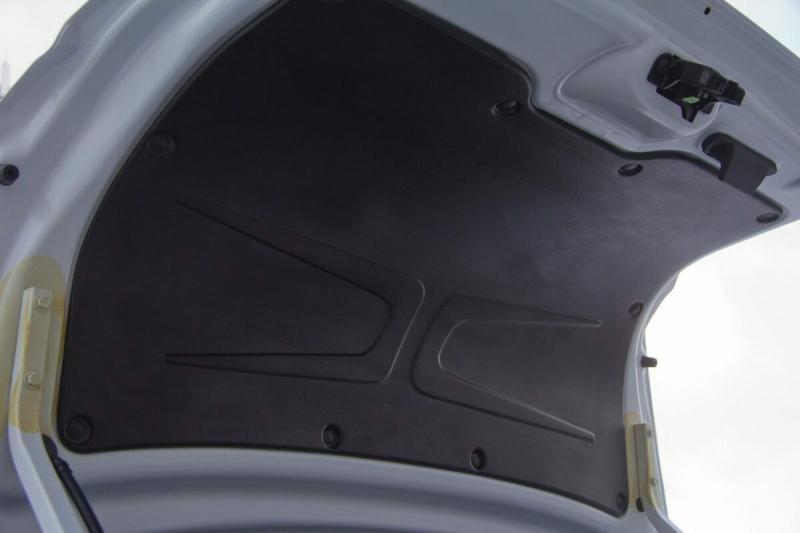 Багажник LADA Granta: больше эстетики и практичности!