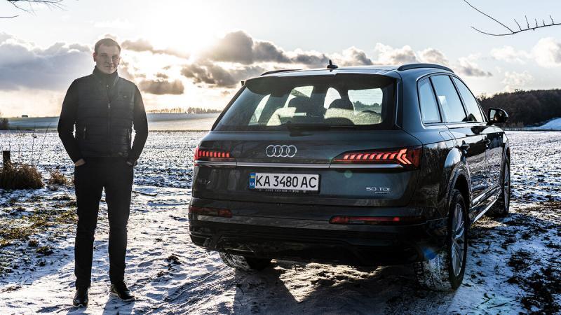 #ЧтоПочем: Audi Q7 2020 от 55.000€. Почем «нестыдная» машина?