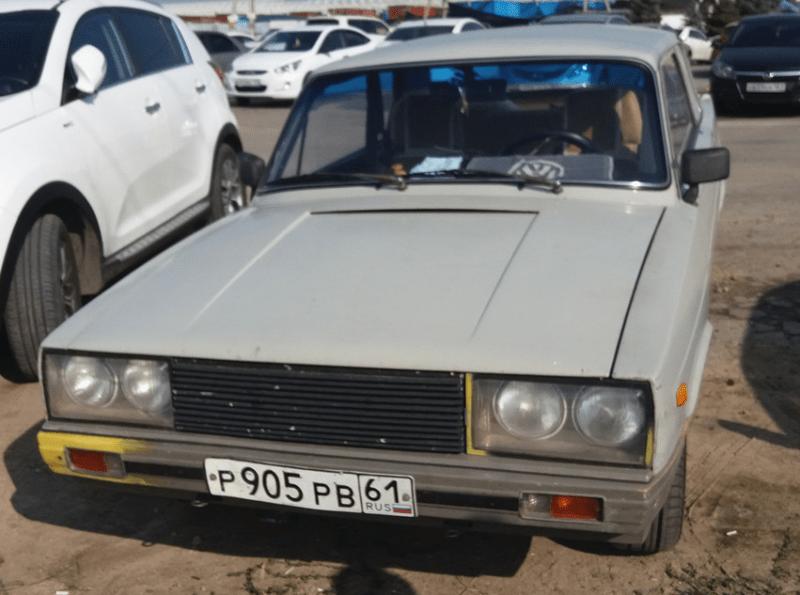 Каким мог быть ВАЗ-2105, если бы его выпустили на Западе