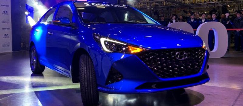 Конкуренты и альтернатива Hyundai Solaris в России
