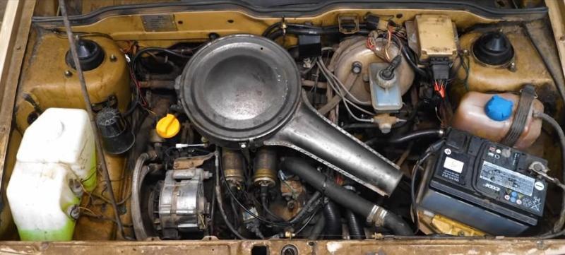 Лада - догонялка. Редчайшая ВАЗ 2108 с роторным мотором