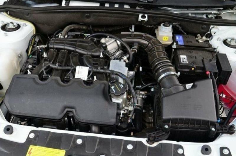 Лада Гранта 120 л.с. – это Вам не шутки, новый мотор