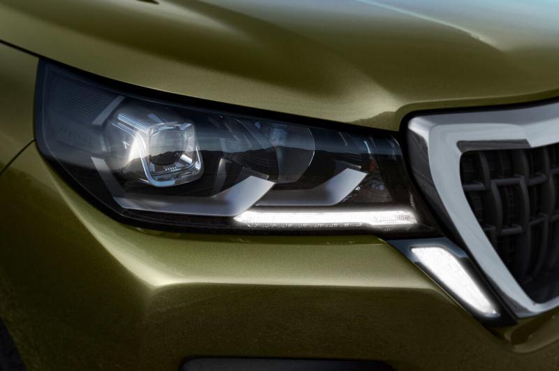 Landtrek: Европеец, Дизель Mitsubishi, 4x4 и 6АТ за цену Весты!