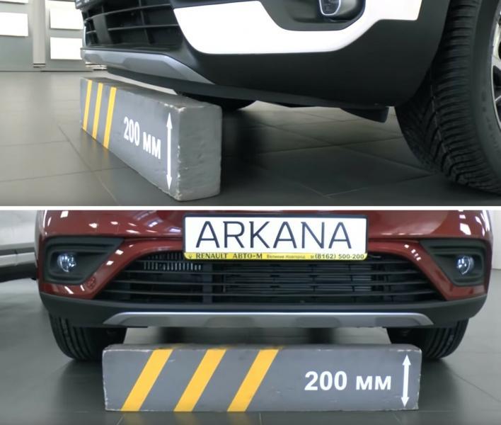 Новый KIA Seltos или Arkana/Duster? Тест-драйв