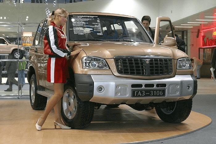 Помните ГАЗ 3106 «Атаман 2», наш ответ Lexus, что с ним стало?