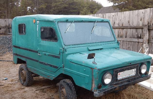 Своими силами смог ЛуАЗ-969 довести до первоначального облика.