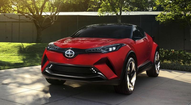 Toyota C-HR 2020г. Молодёжный кроссовер. Описание, комплектации, цены.