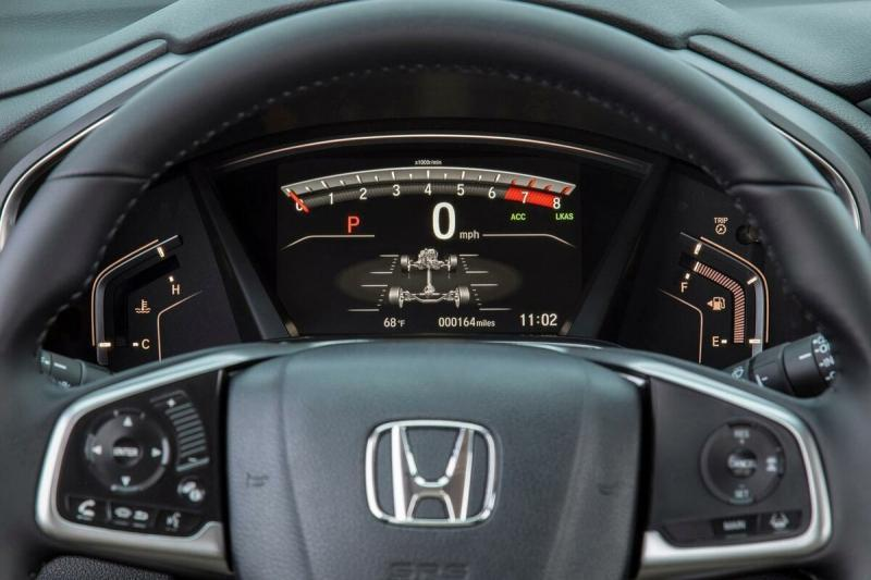 Toyota RAV4 или Honda CR-V. 2020              Обзор, сравнение кроссоверов.